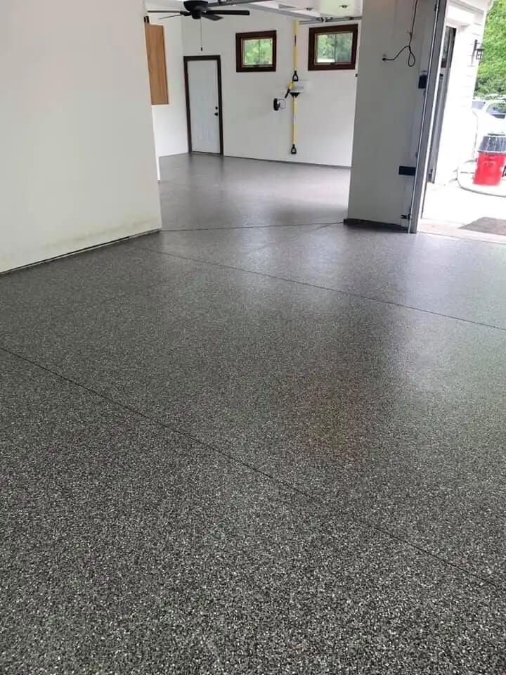 All Around Surfaces - Epoxy Garage Flooring