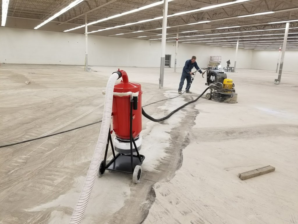 commercial use surfaces